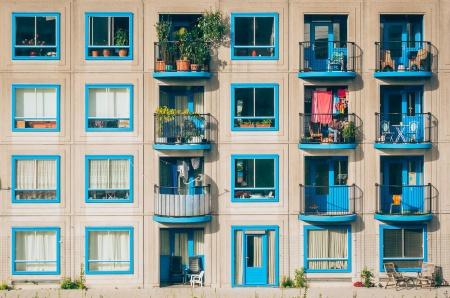 Inred din balkong