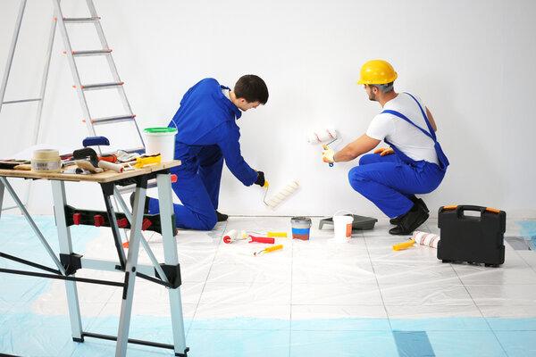 Kontrollfrågor till målerifirman