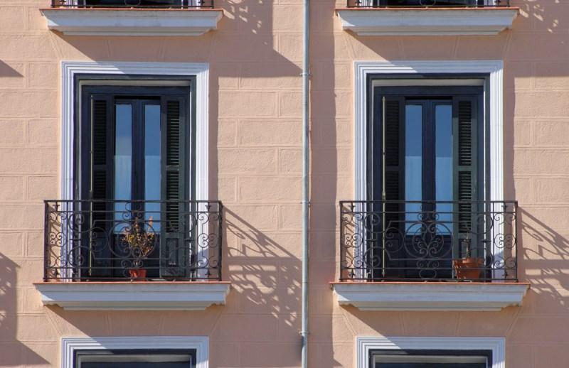 Spansk balkong